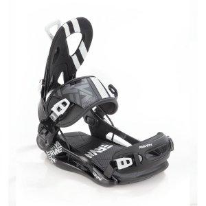 Wiązania snowboardowe Raven FT500 (black) 2020