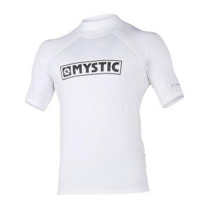 Lycra Mystic Star Rashvest S/S (white) 2020