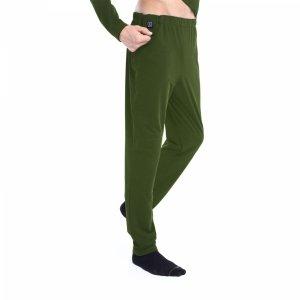 Spodnie Glovii GP1 Army (ogrzewane)