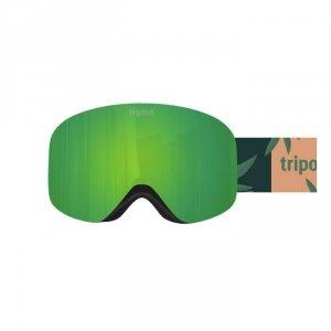 Gogle Tripout Racer Smoke Camo (green) 2020