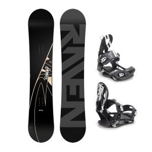 Zestaw Raven Element Carbon 2020 + Raven FT 500 black