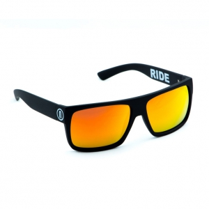 Neon Ride (black/red)