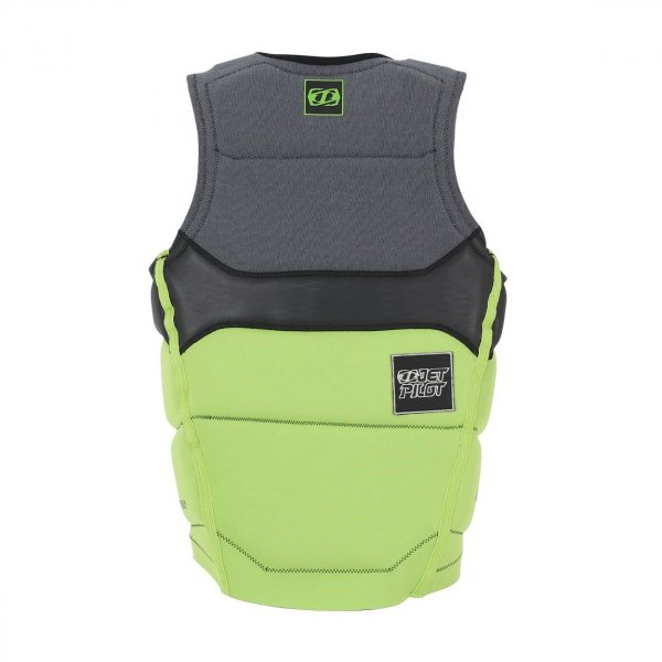 Vest Jetpilot C4 Chris Oshea (green) 2016