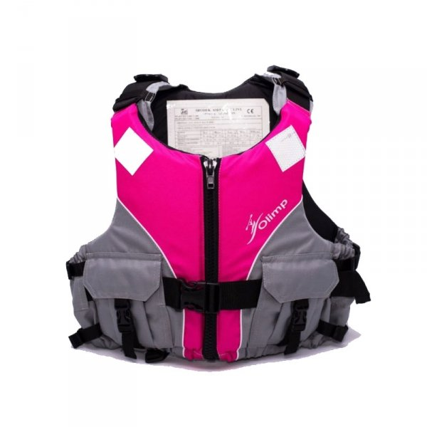Kamizelka Olimp Sport Plus 50N (grey/pink)