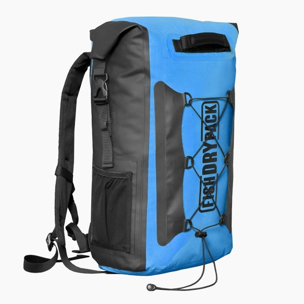 FishDryPack Explorer 40l (blue)