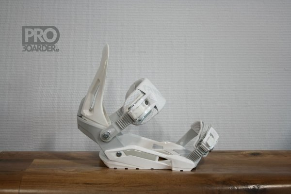 Wiązania snowboardowe Raven s200 (white) 2021