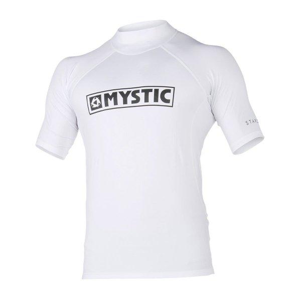 lycra mystic star rashvest ss white