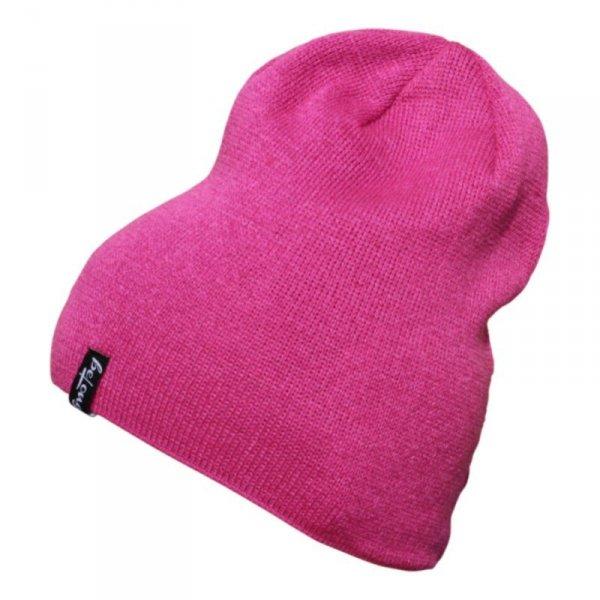 Czapka BeLong (Intense pink) 2014