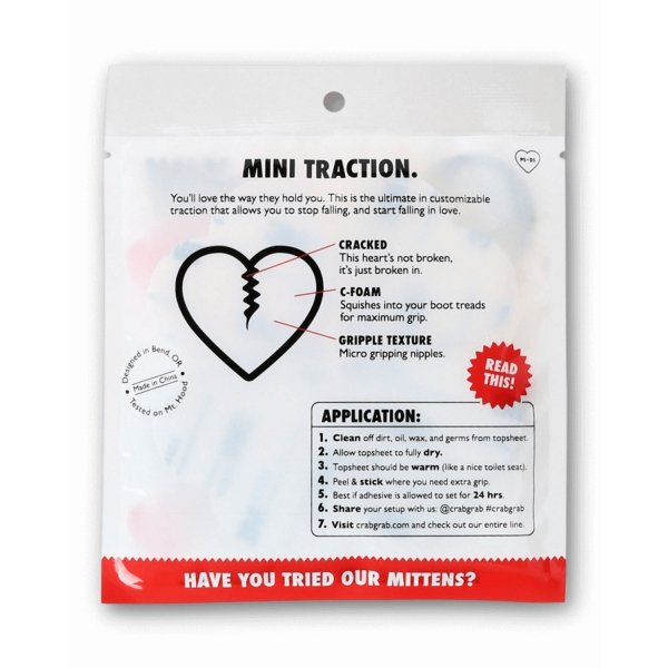 Pad Crab Grab Mini Hearts Emoji