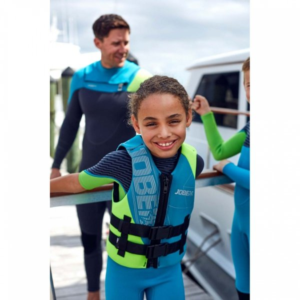 Jobe Neo Vest Youth (Teal Blue) 2018
