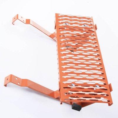 Dachtritt 120 cm Komplett für Dachziegel / Dachpfanne zum Einhängen [Verzinkt]