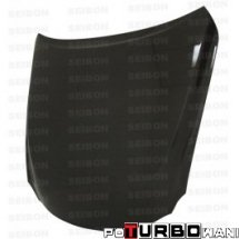 Maska karbonowa SEIBON CARBON OEM Style Lexus IS-F (USE20L)