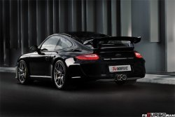 AKRAPOVIC Evolution Race Line (Titanium) Porsche 911 GT3/RS (997) 3.6 2006-2009