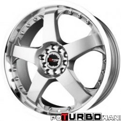 Drag Wheels DR11 7x17 5x100-114,3 ET40 otw. 73