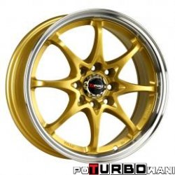 Drag Wheels DR16 7x17 4x100 ET40 otw. 73
