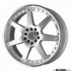 Drag Wheels DR10 Silver 18x7 5x100/114,3 ET40