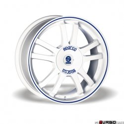 Sparco Rally WH 6,5x15 ET 25 76,9