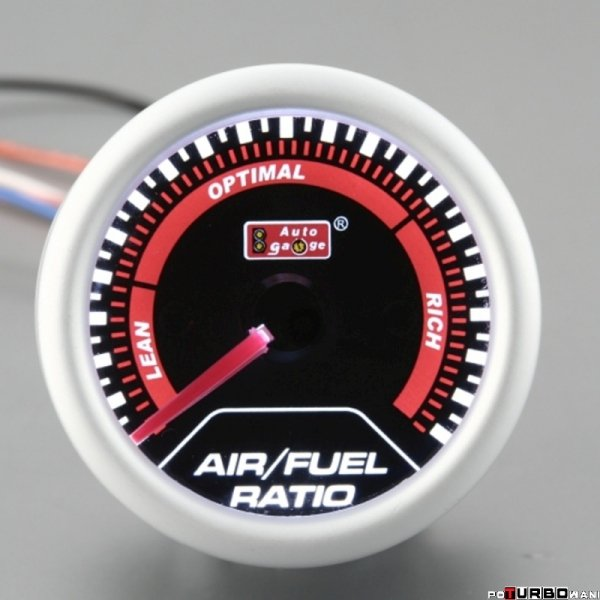 Auto Gauge Smoke AU - AFR Air to Fuel Ratio