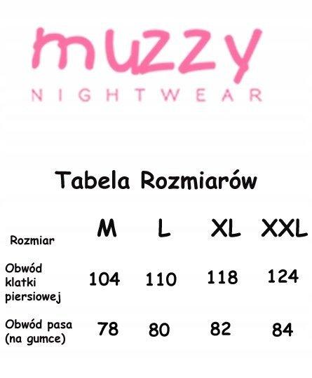 7841ce8aece1ca Muzzy Piżama męska bawełniana - SNY - Piżamy - Odzież i bielizna ...