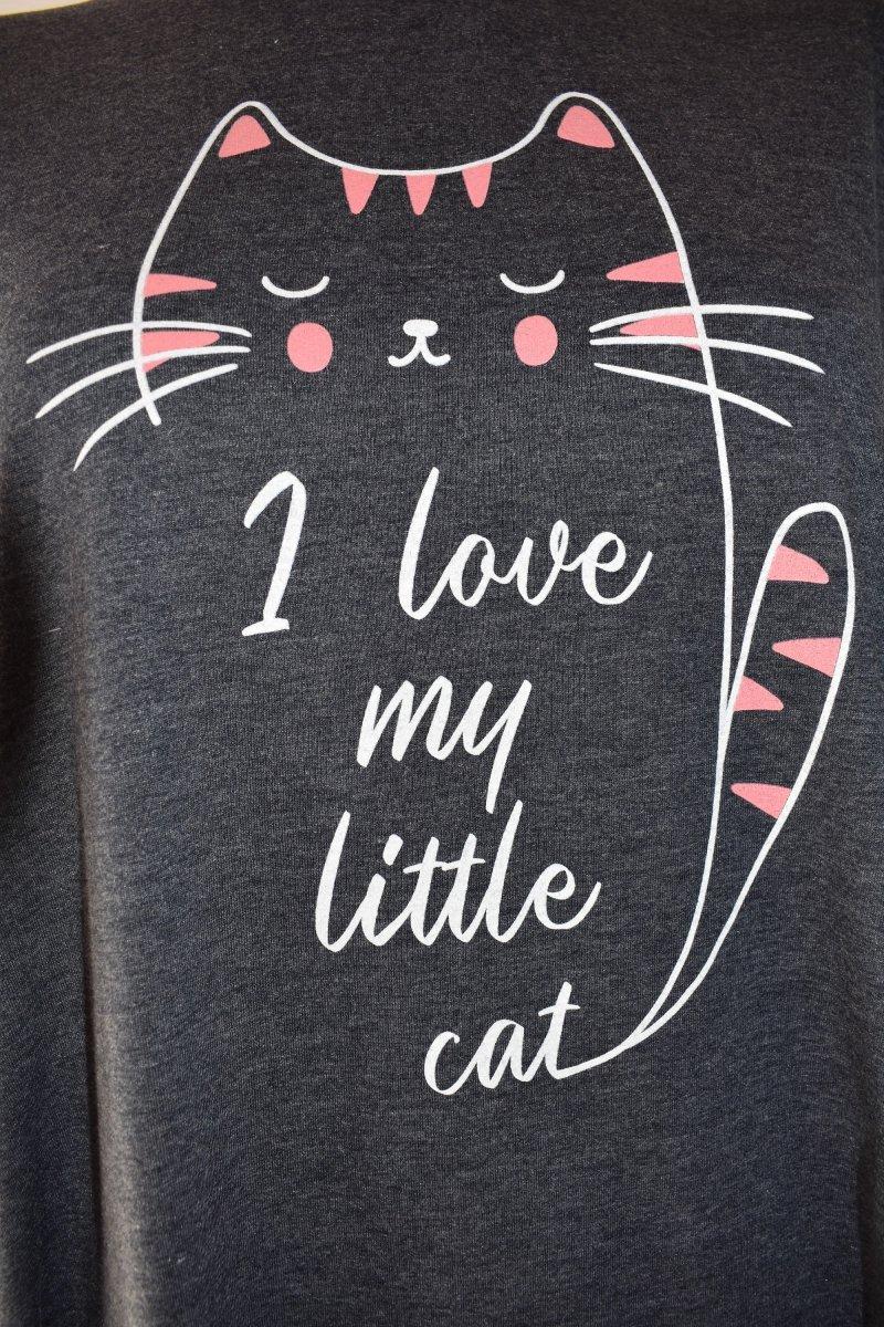 MUZZY tunika mały kociak