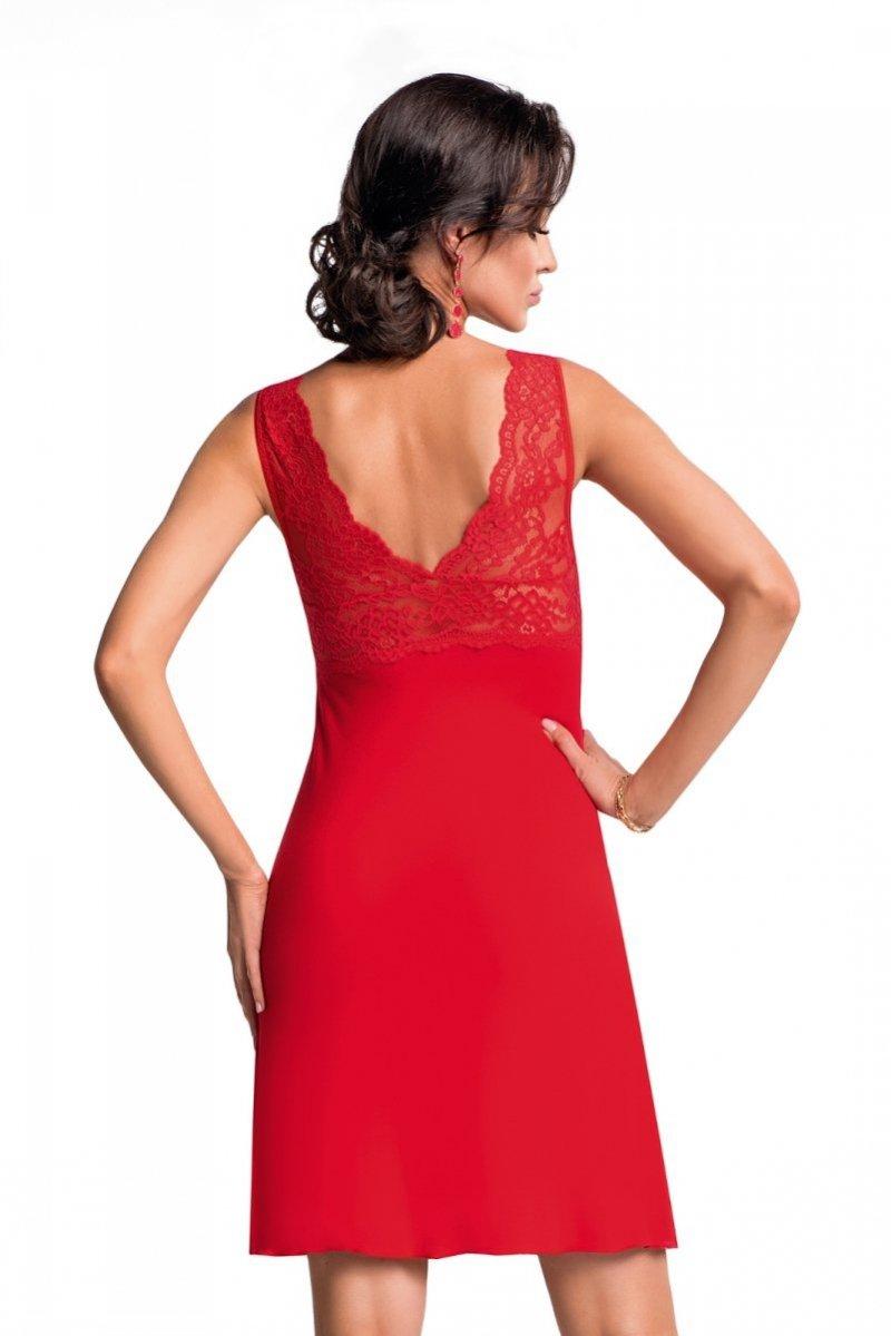 DONNA Koszulka damska Chantal czerwona R: