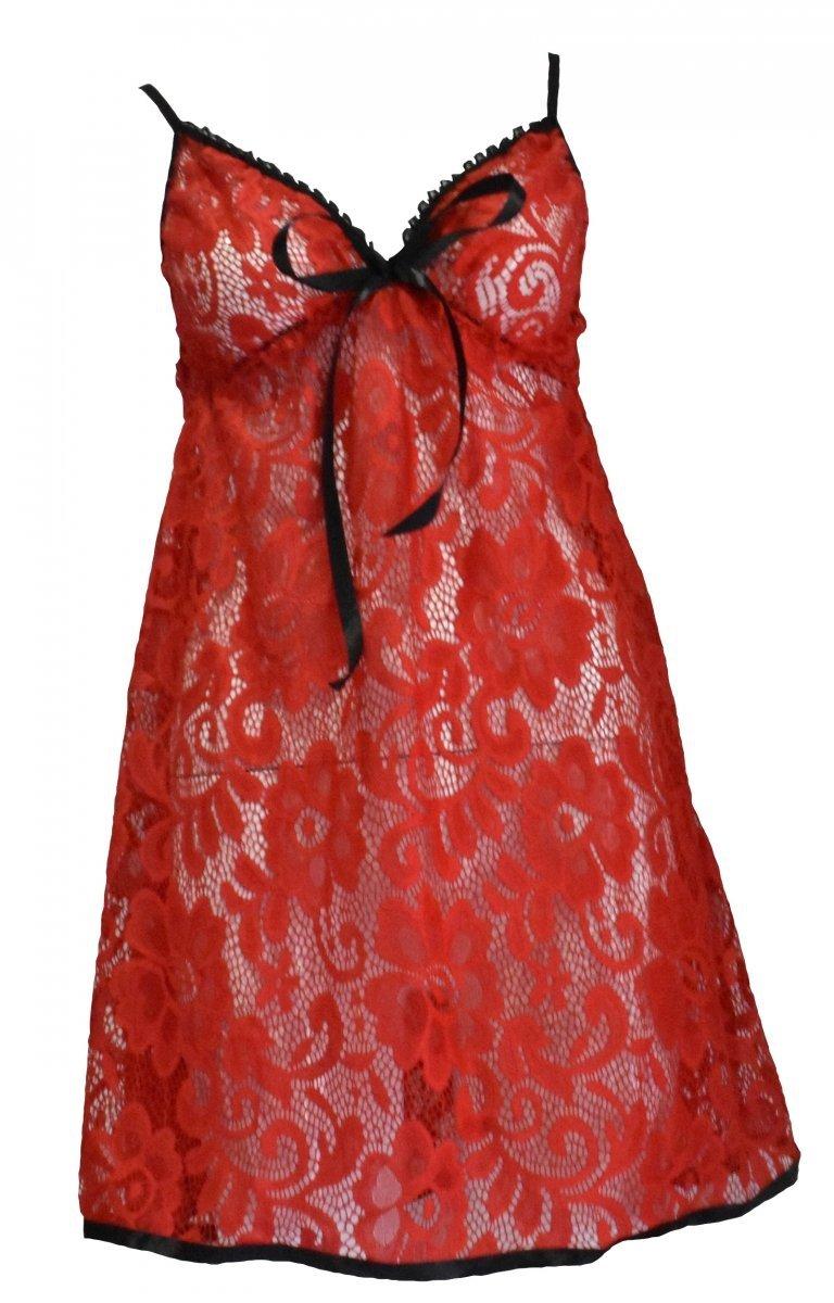EDEN 4 Koszulka czerwona S/M/L