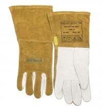 WELDAS-SOFTouch™ rękawica spawalnicza wykonana z licowej skóry koziej 10-1007 XL