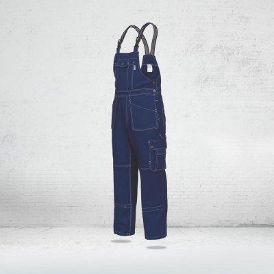 Spodnie ogrodniczki BOSMAN monterskie rozm. XL