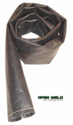 Osłona pełna na wiązkę przewodów OPEN WELD PVC (średnice 35, 45, 100 mm)