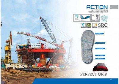 GIASCO-linia produktów ACTION