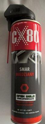 SMAR MIEDZIANY DUOSPRAY 500 ml