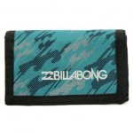 BILLABONG PORTFEL LEASH WALLET 804/AQUA