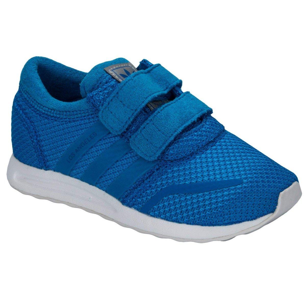 Wysoka jako?? buty Buty Adidas Originals Los Angeles Jr