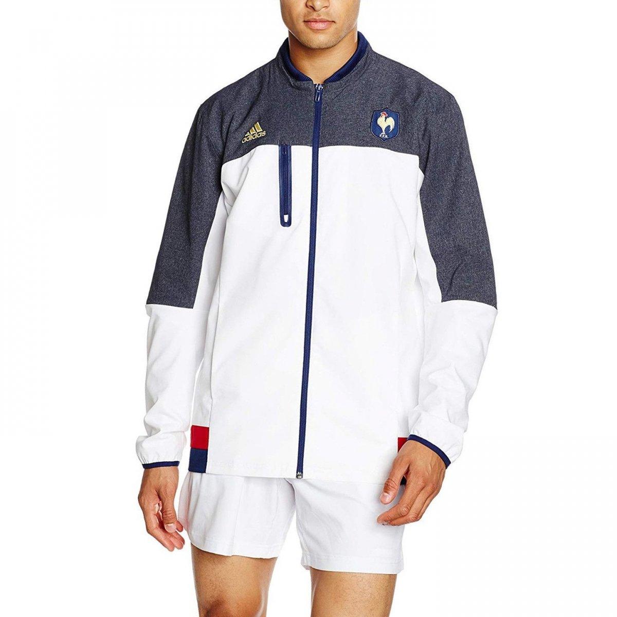 Adidas Francja France bluza reprezentacji męska L