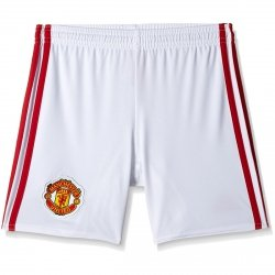 ADIDAS SPODENKI MANCHESTER UNITED MUFC H SHO Y AI6712