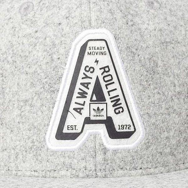 ADIDAS ORIGINALS CAP 6 PANEL BASEBALL CAP  AZ6094