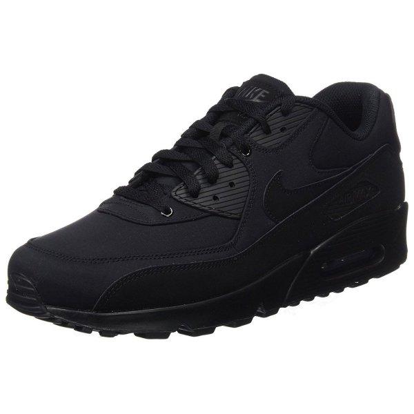 Shoes Men Nike Air Max 90 Essential 537384 090 (Black