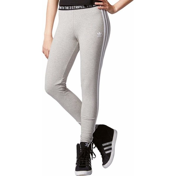 ADIDAS ORIGINALS LEGGINSY DAMSKIE 3 STR LEGGINGS AY8946