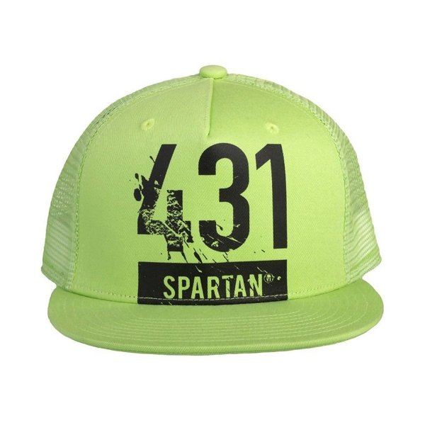 REEBOK CZAPKA CROSSFIT SPARTAN GRAPHIC CAP AJ6812