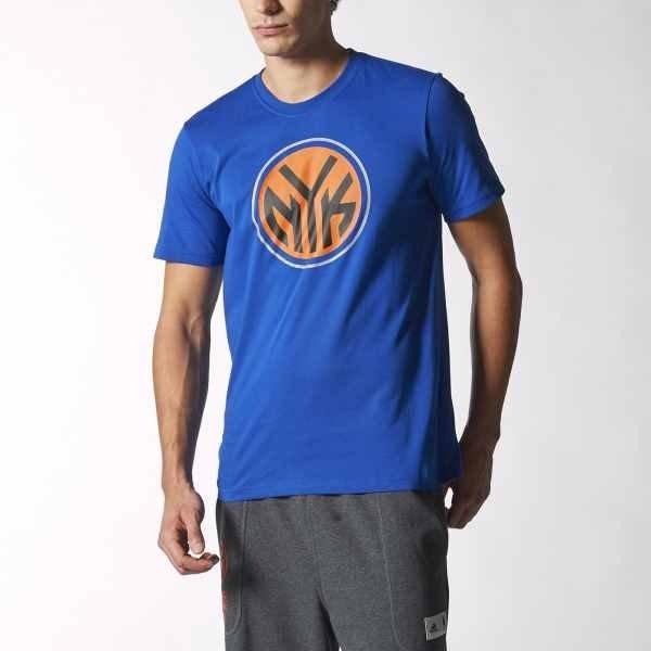 ADIDAS T-SHIRT MĘSKI NBA NEW YORK KNICKS FNWR TEE S29939