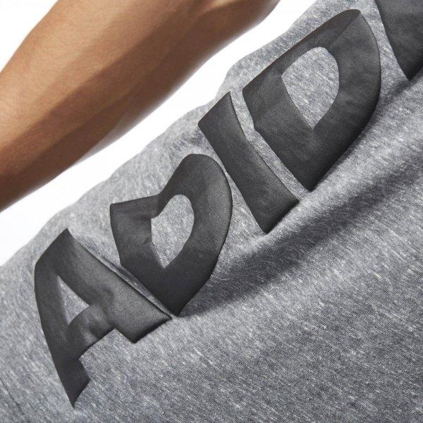 ADIDAS T-SHIRT MĘSKI BASIC TEE LIN AY1680