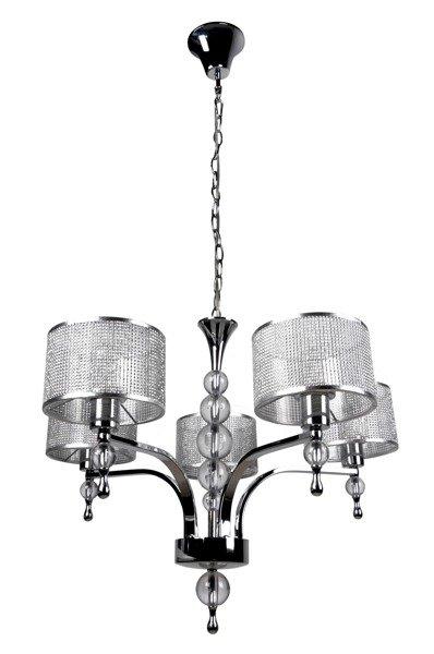 Lampa wisząca JEWELLERY 5 P1550-05A-4FB3 Zuma Line