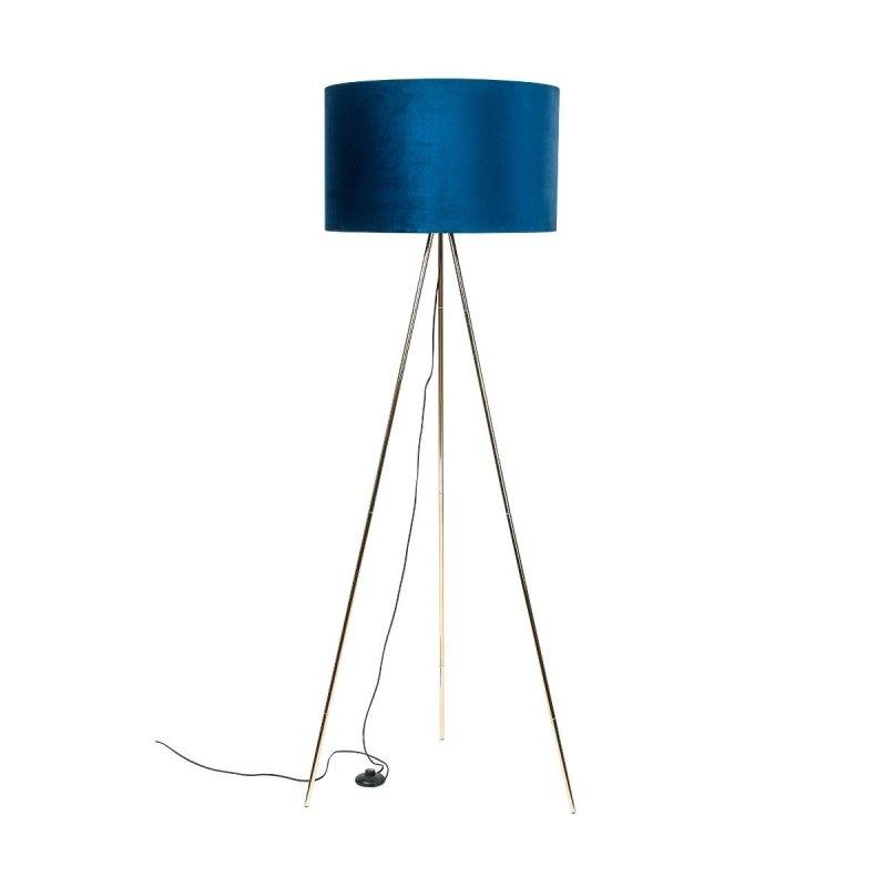 Lampa podłogowa INGA H06-GD-BL Zuma Line