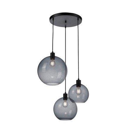 LAMPA WEWNĘTRZNA (WISZĄCA) ZUMA LINE GLOSS PENDANT RLD93054-3 Zuma Line