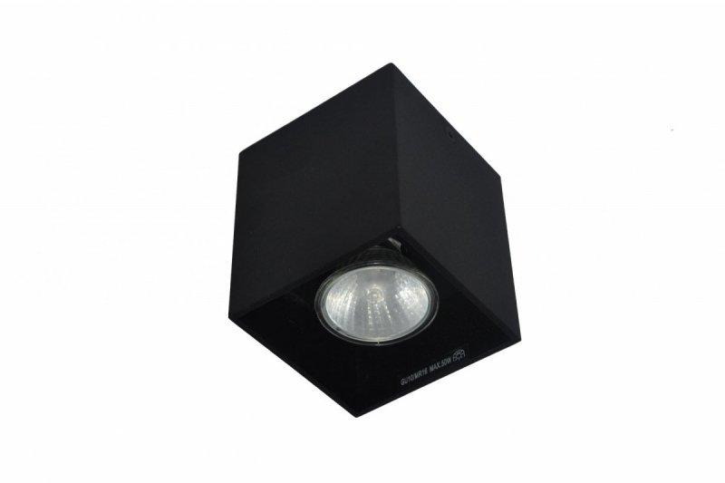 LAMPA NATYNKOWA ZUMA SQUARE 50475-BK