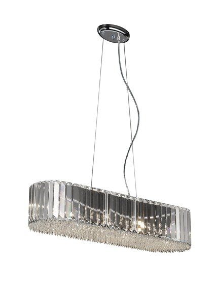 Lampa wisząca PRINCE P0360-06D-F4AC Zuma Line