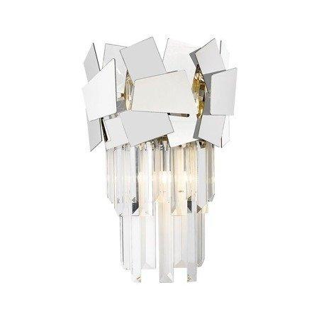 LAMPA WEWNĘTRZNA (KINKIET) ZUMA LINE QUASAR WALL LAMP W0506-02A-B5AC Zuma Line
