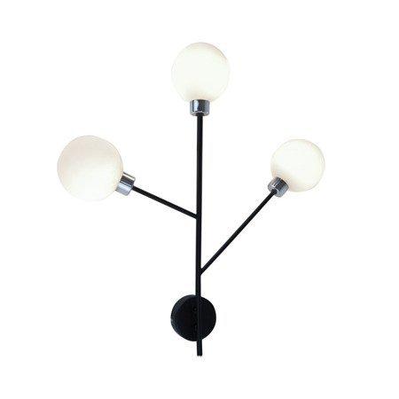 LAMPA WEWNĘTRZNA (KINKIET) ZUMA LINE CARACAS WALL P17200-3W Zuma Line