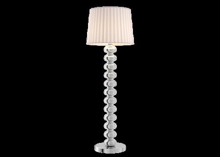 LAMPA WEWNĘTRZNA (PODŁOGOWA) ZUMA LINE DECO FLOOR TS-060216F-CHWH (CHROME)