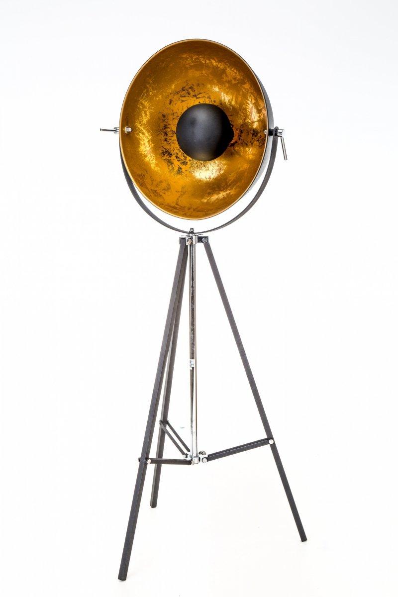 lampa podłogowa Antenne TS-090522F-BK Zuma line